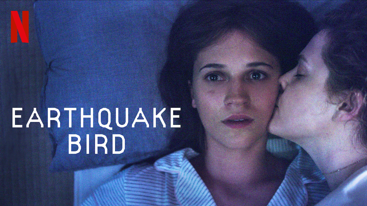 Earthquake Bird on Netflix USA