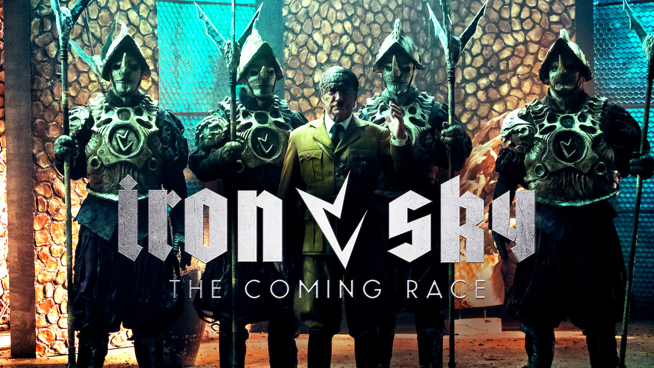 Iron Sky: The Coming Race on Netflix USA
