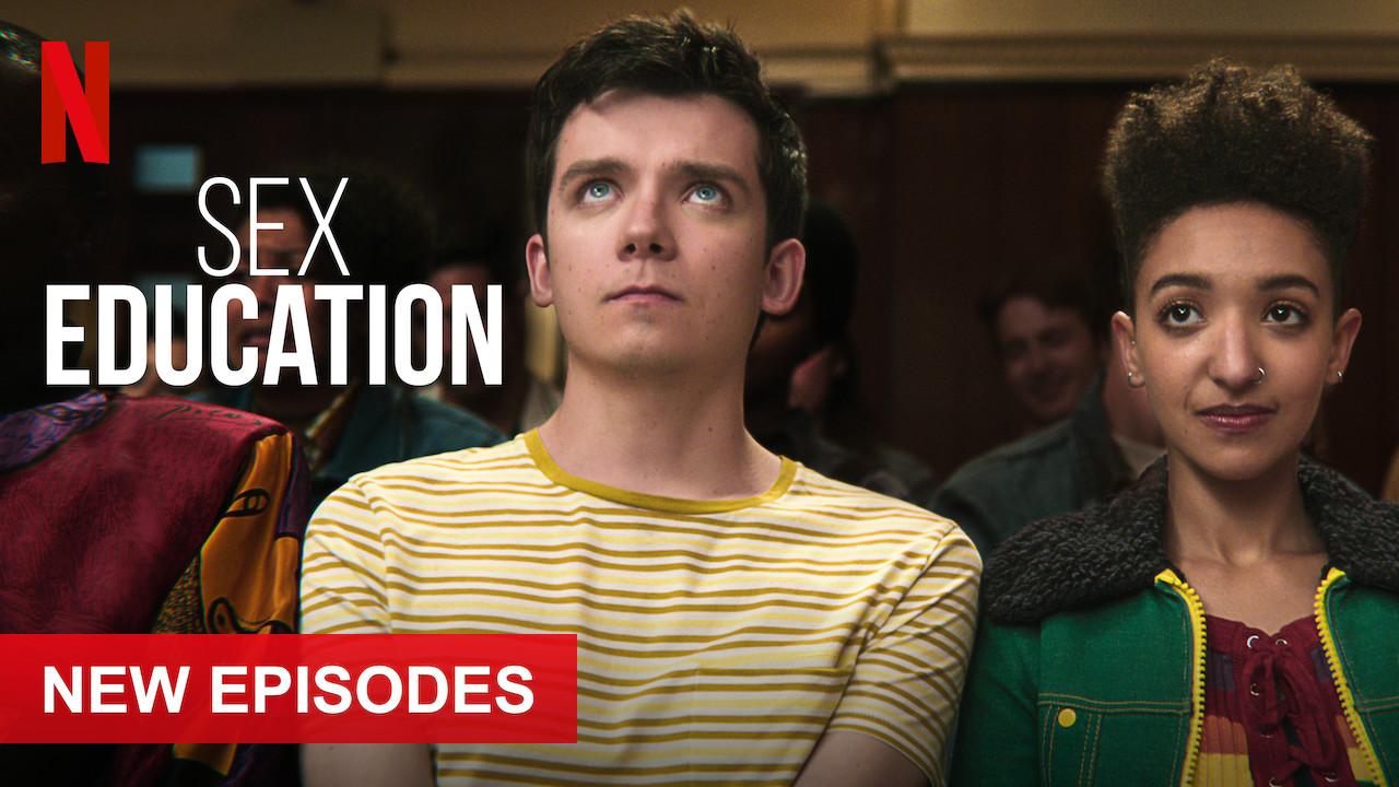 Sex Education on Netflix USA