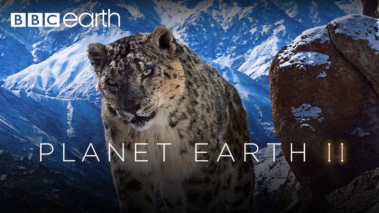 زمین سیاره شگفت انگیز (مستند)