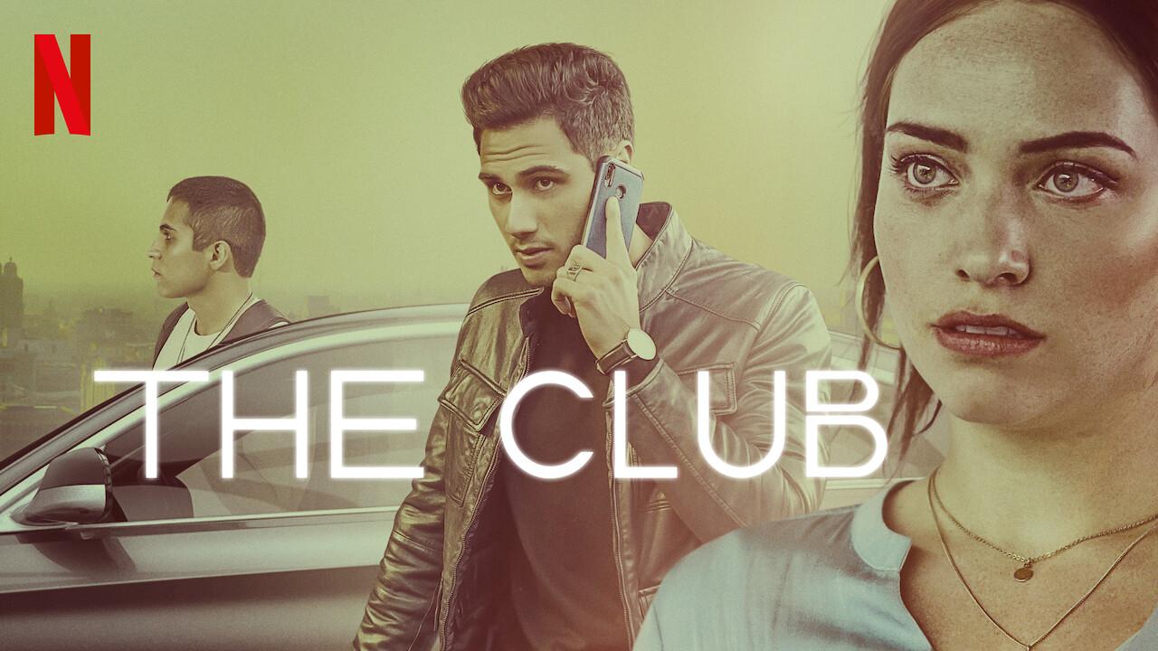 El Club 1x18 al 1x25 Latino Disponible