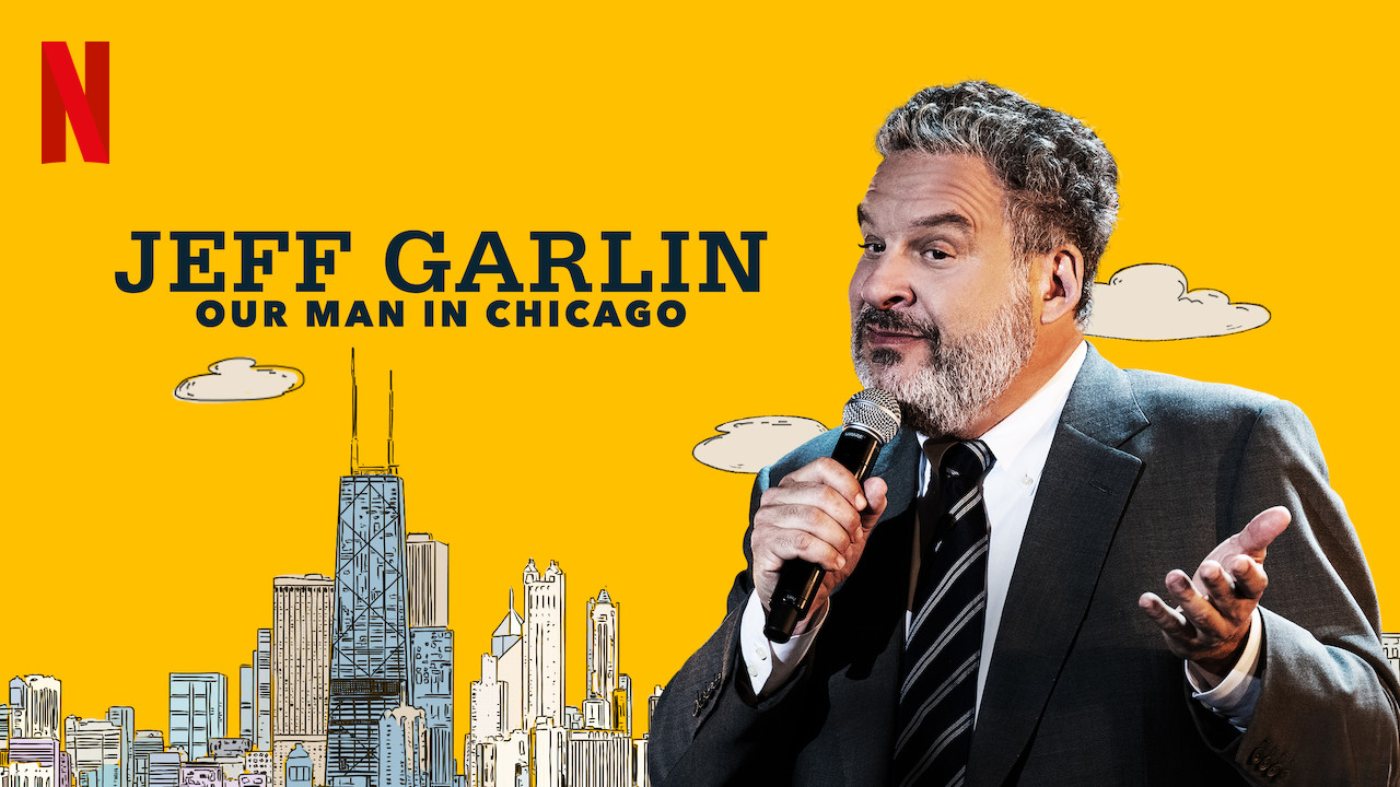Jeff Garlin: Our Man In Chicago on Netflix USA