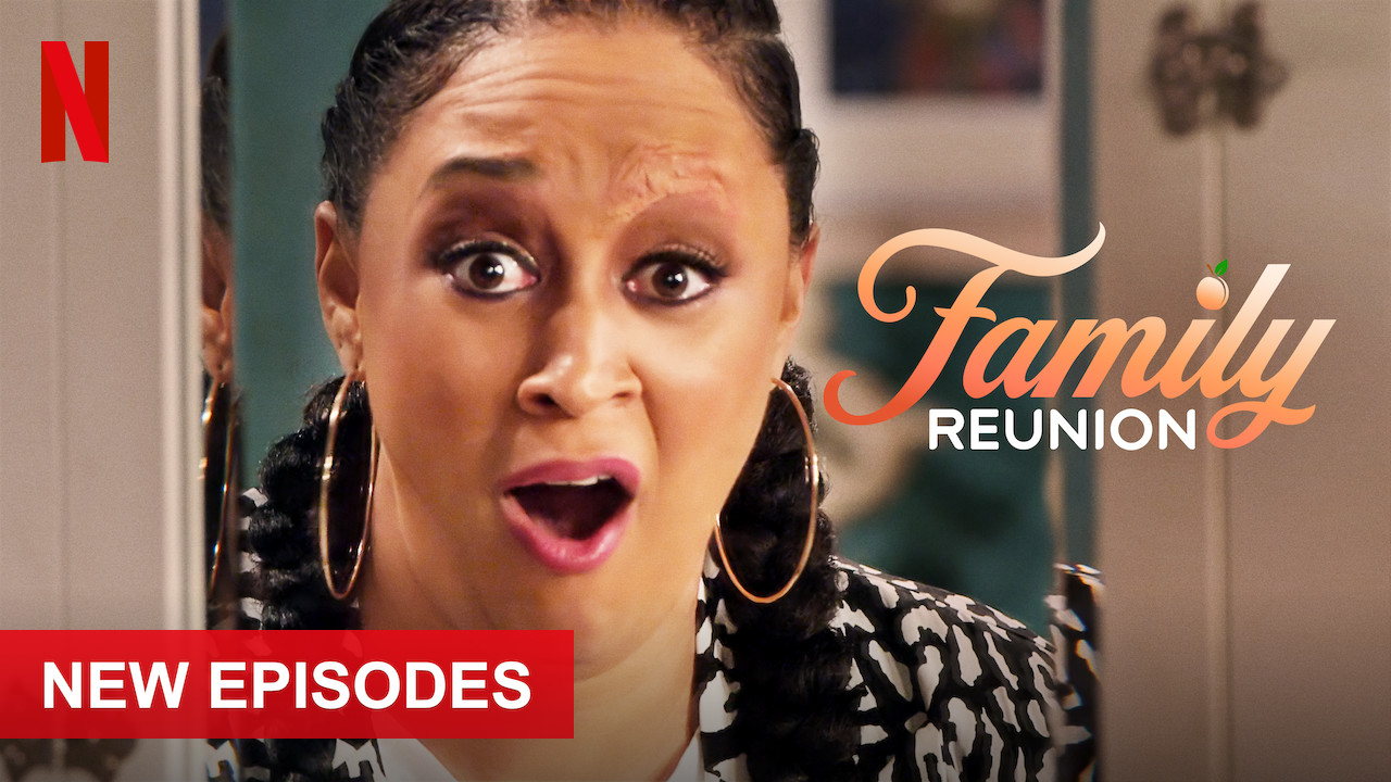 Family Reunion on Netflix USA