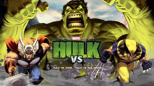 Planet Hulk | Netflix