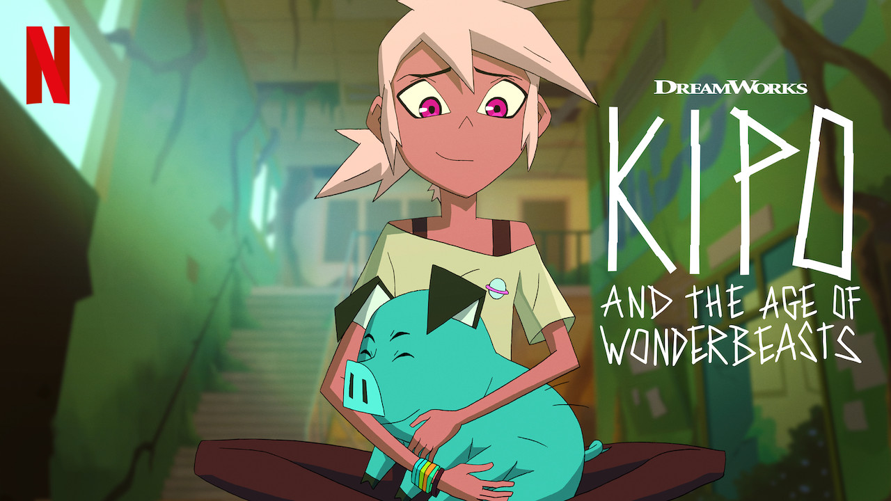 Kipo and the Age of Wonderbeasts on Netflix USA