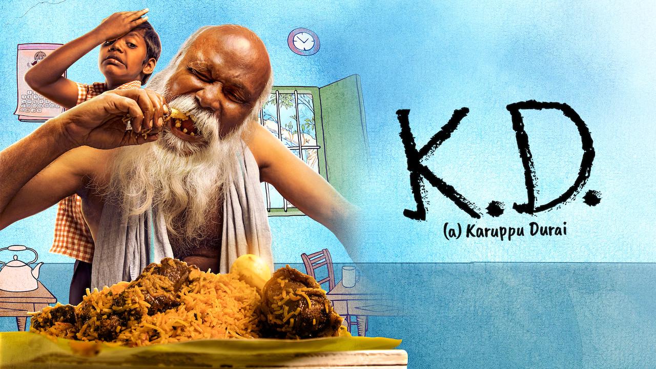 KD (A) Karuppudurai on Netflix USA
