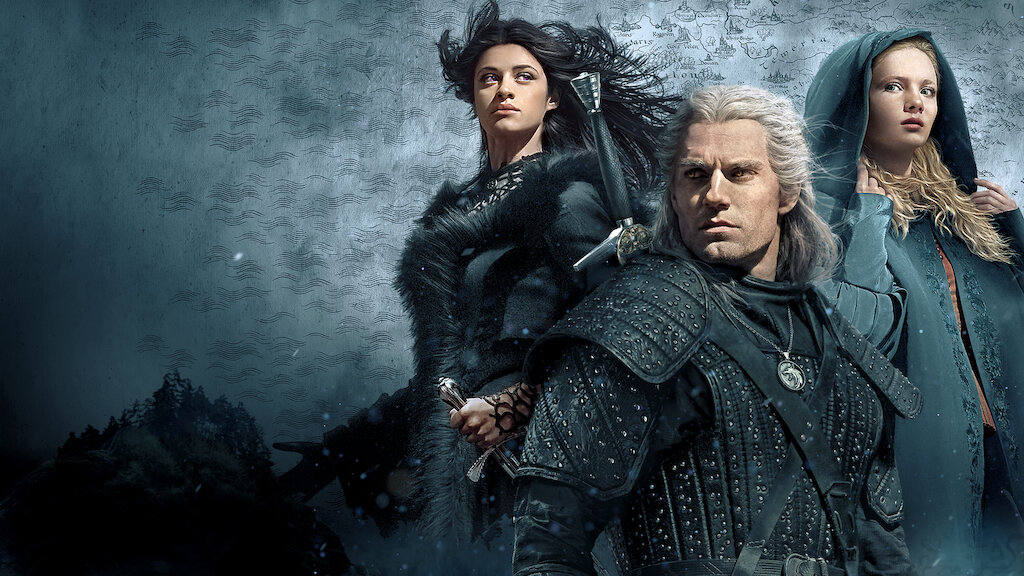 The Witcher Netflix A Witcher Holiday Slay Ride