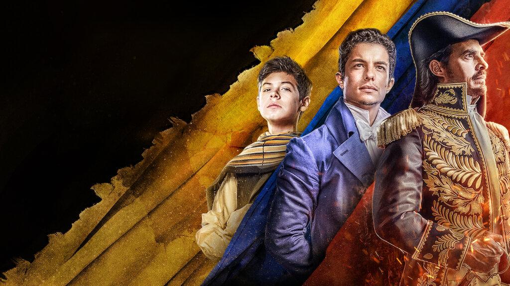 Bolívar | Netflix Official Site