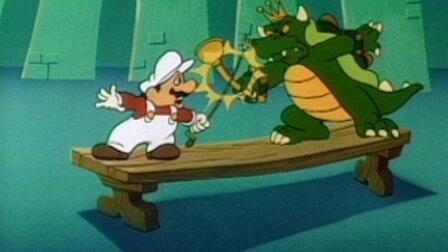 The Super Mario Bros Super Show Netflix