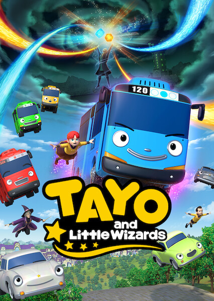 Tayo and Little Wizards