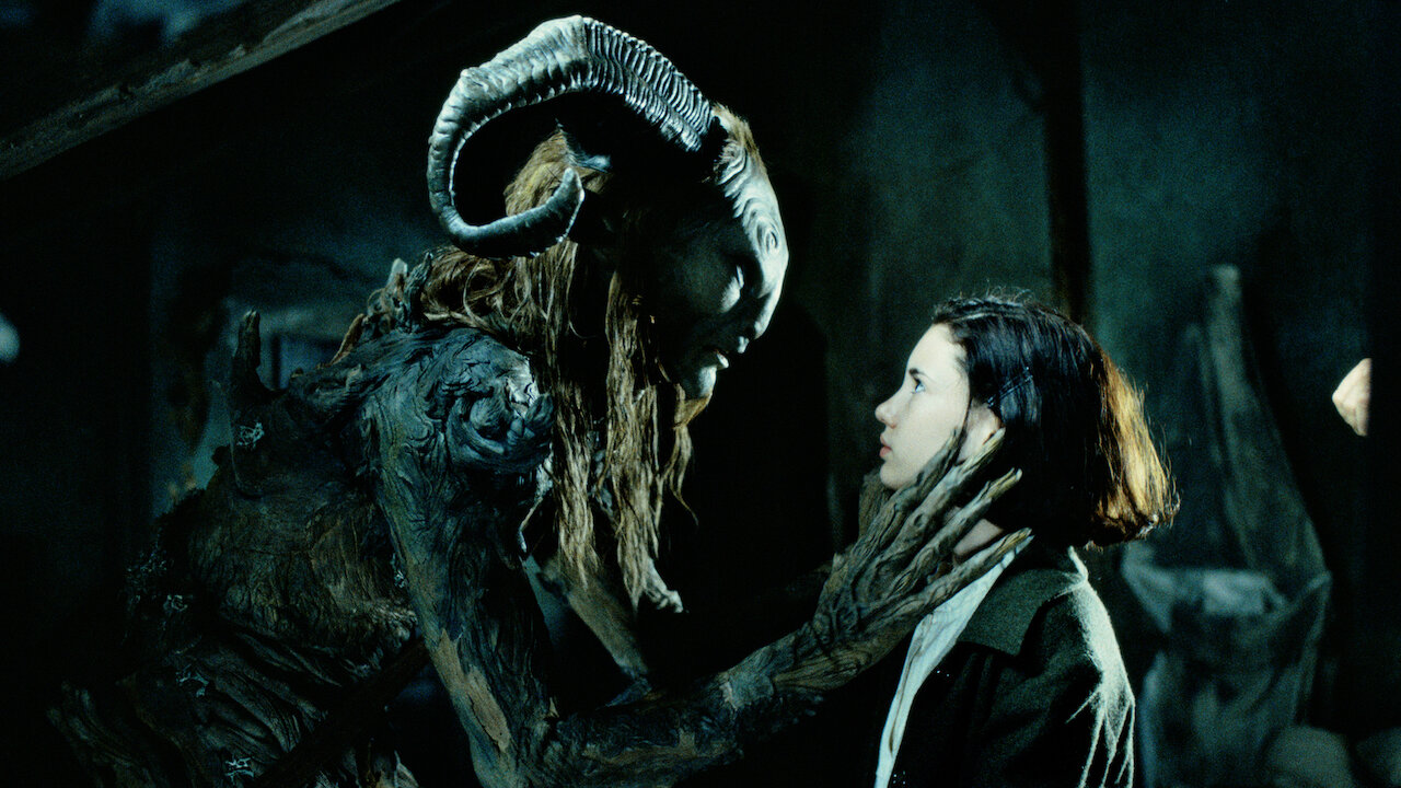 Pan's Labyrinth - netflix