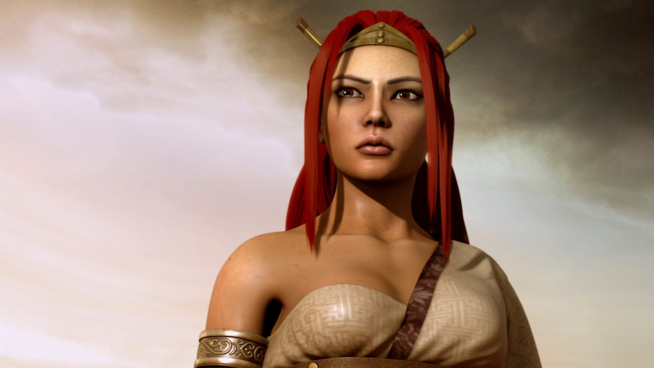 Heavenly Sword Netflix
