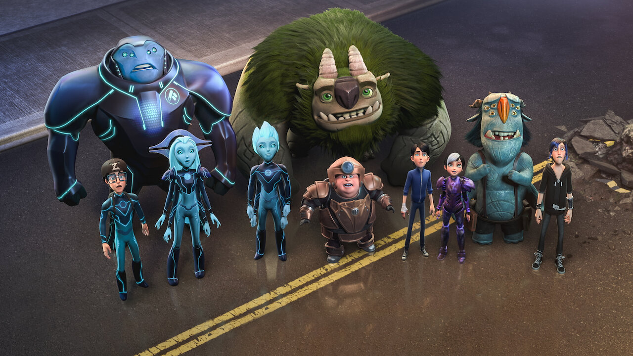 Trollhunters: Rise of the Titans | Netflix Official Site