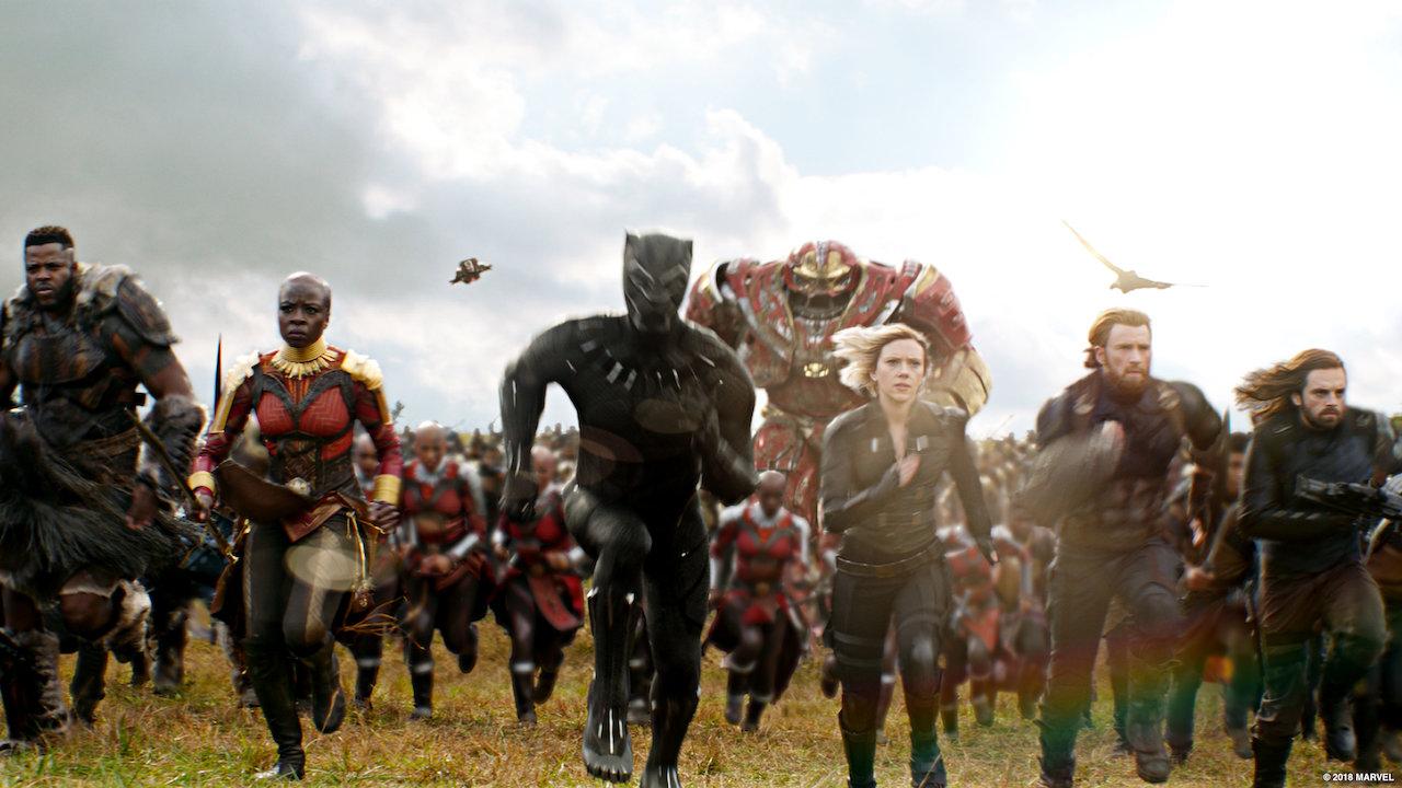 Avengers: Infinity War | Netflix