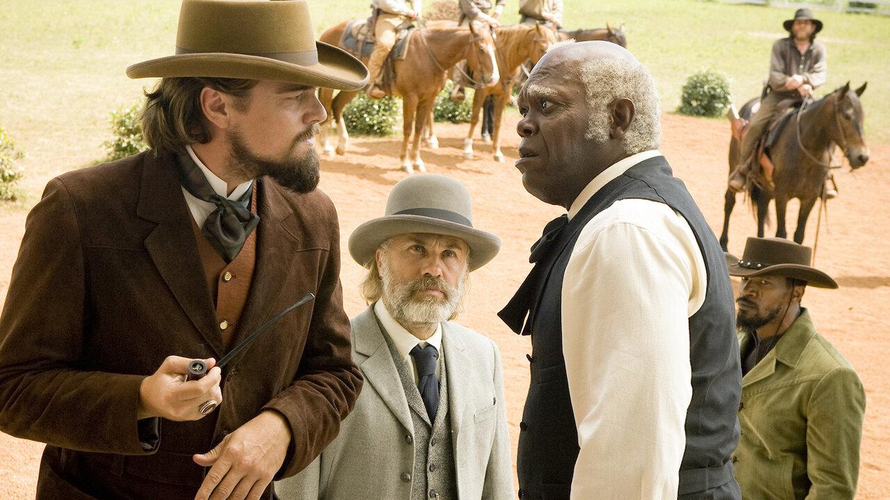 Django Unchained Netflix