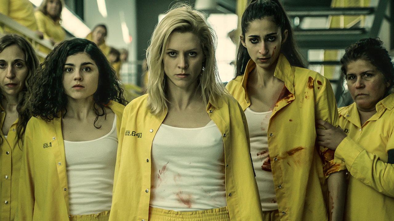 Locked Up | Netflix
