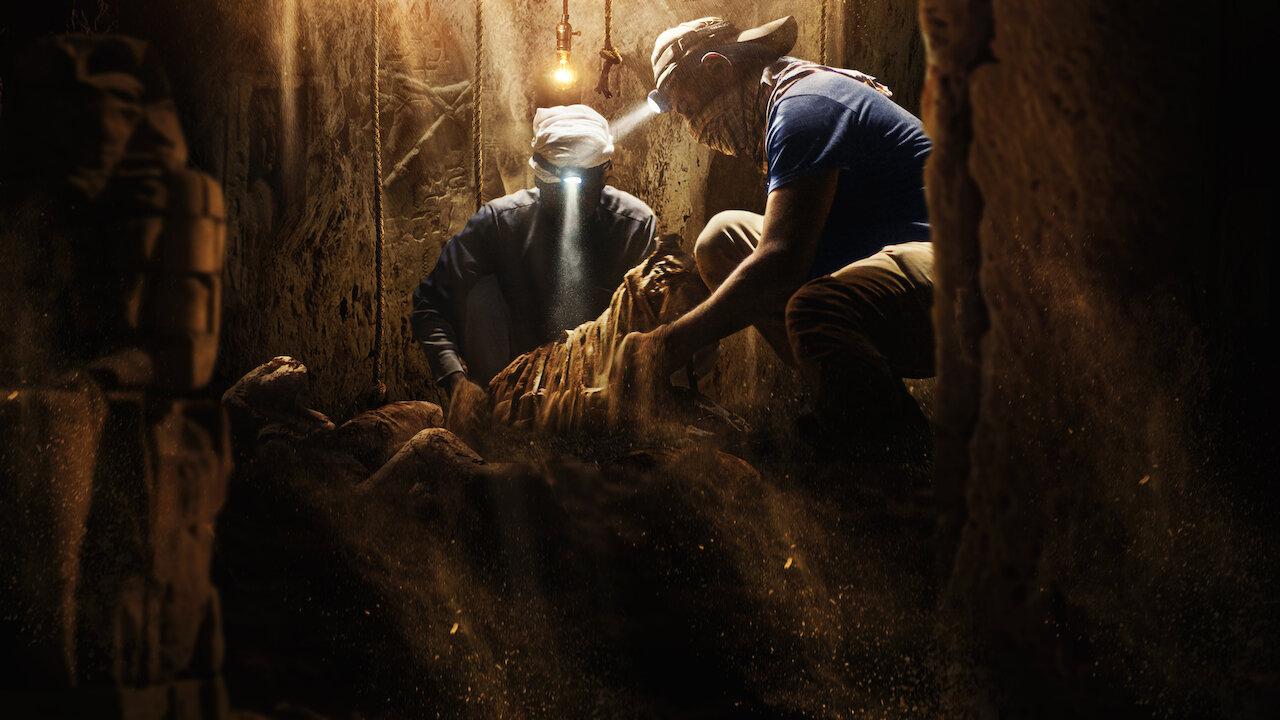 Secrets Of The Saqqara Tomb Netflix Official Site