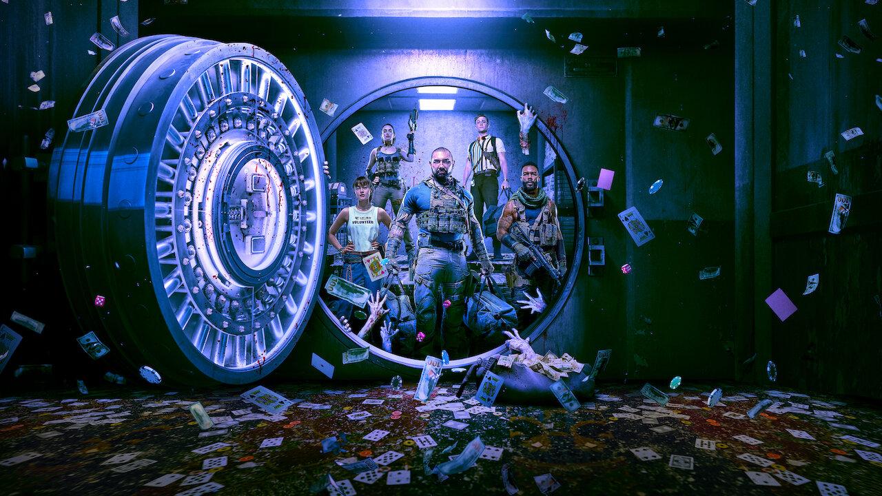 Army of the Dead: Invasão em Las Vegas | Site Oficial Netflix