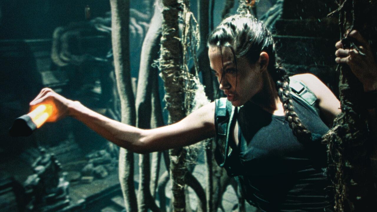Lara Croft Tomb Raider Netflix