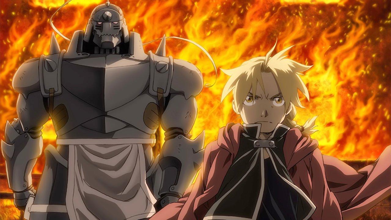 Resultado de imagen para Fullmetal Alchemist: Brotherhood