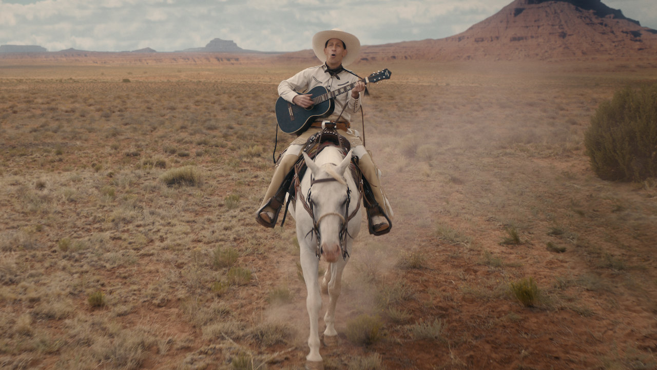 The Ballad of Buster Scruggs | Netflix Official Site