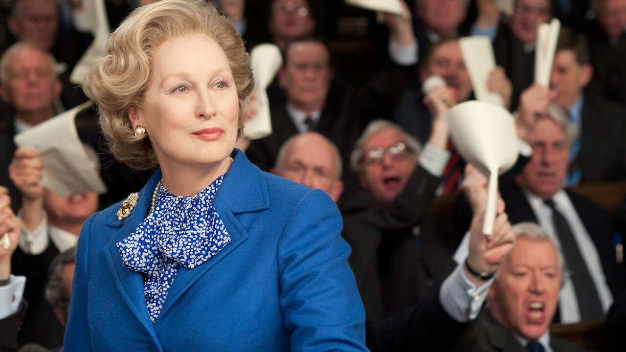 The Iron Lady Netflix