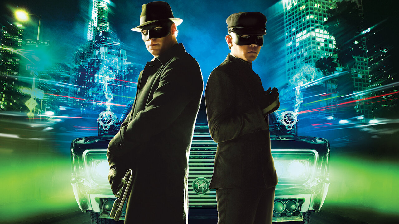 The Green Hornet Netflix