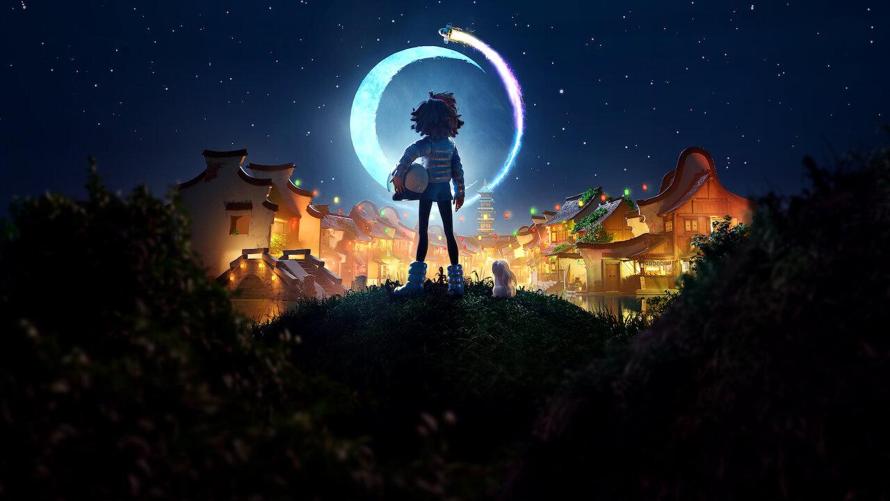 Over the Moon - Il fantastico mondo di Lunaria   Sito ufficiale Netflix