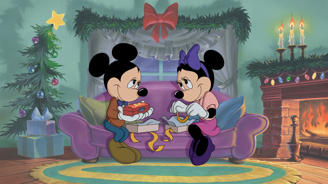 Mickey Mouse Once Upon A Christmas.Mickey S Once Upon A Christmas Netflix