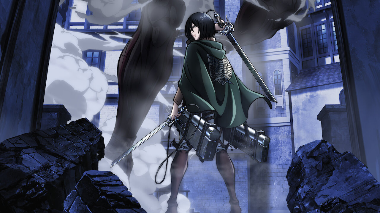 Images Of Attack On Titan Season 1 Character List