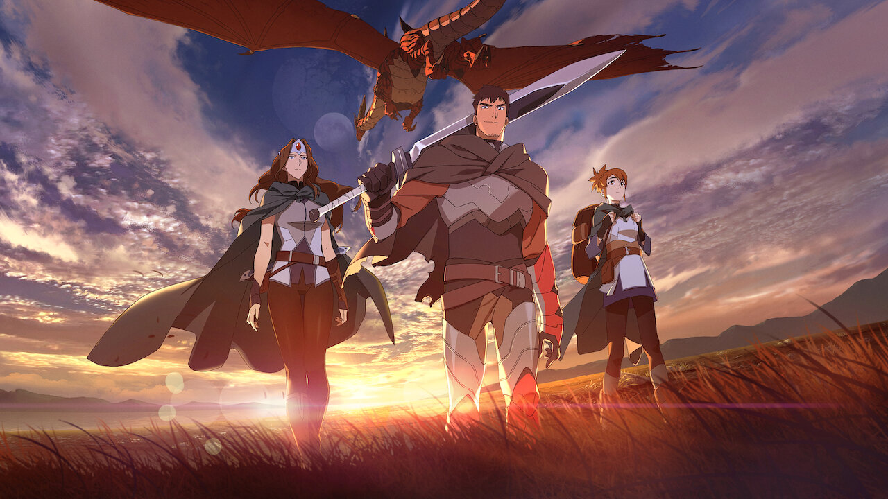 DOTA: Dragon's Blood | Netflix Official Site