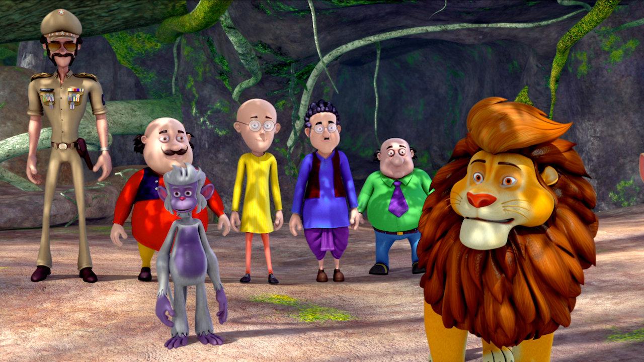 Motu Patlu: King of Kings | Netflix