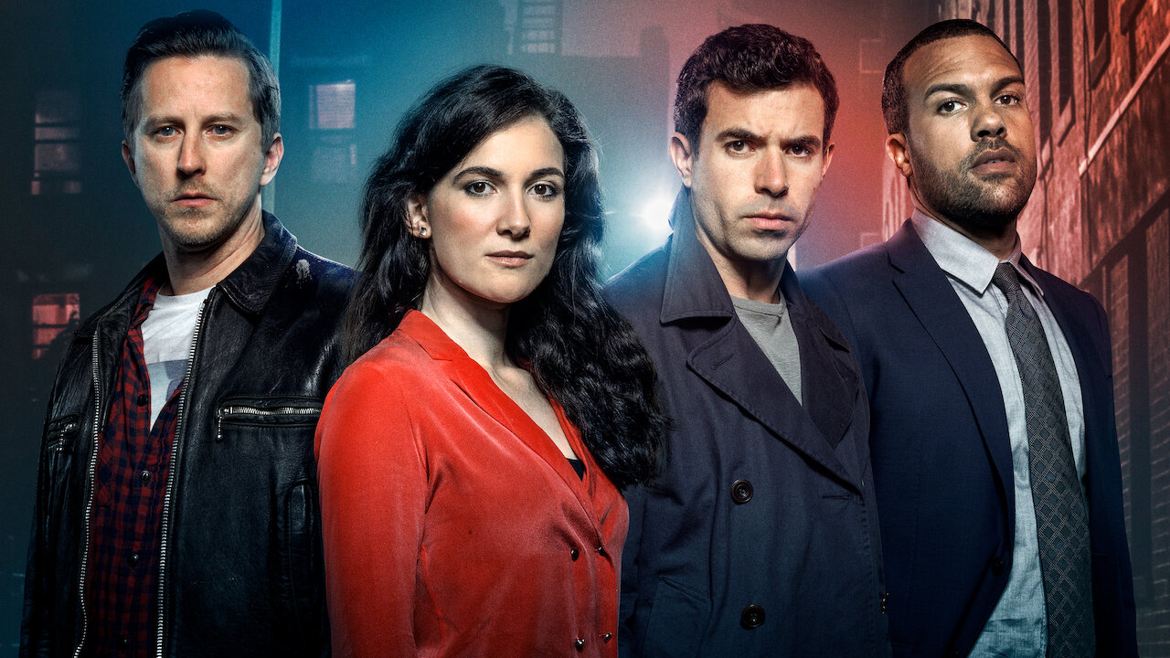 The Five   Netflix