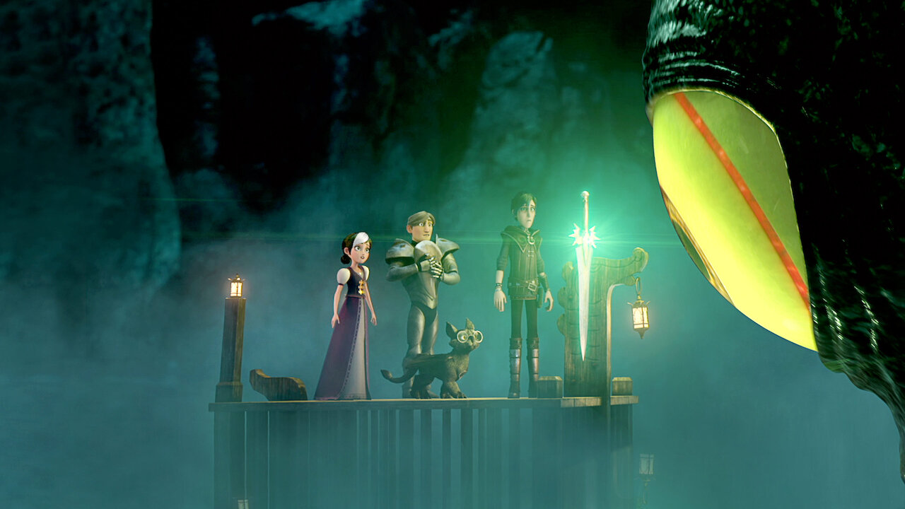 I Maghi: I racconti di Arcadia | Sito ufficiale Netflix