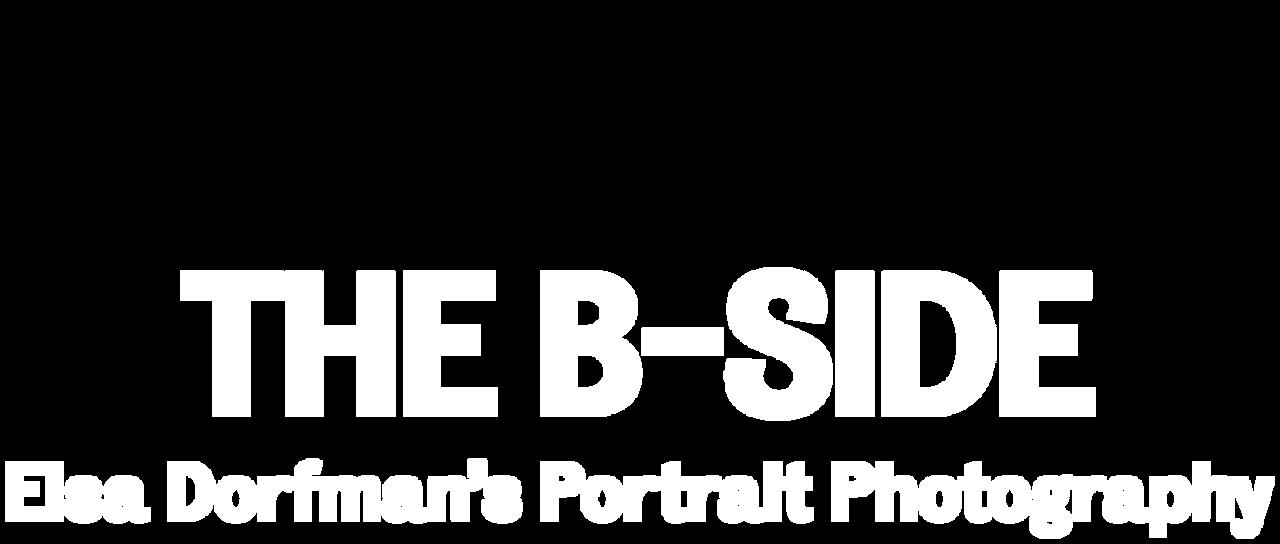 the b side elsa dorfman s portrait