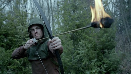 Arrow Netflix