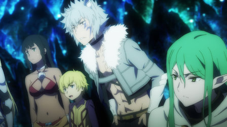Is It Wrong to Try to Pick Up Girls in a Dungeon? | Netflix