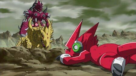 Digimon Fusion | Netflix