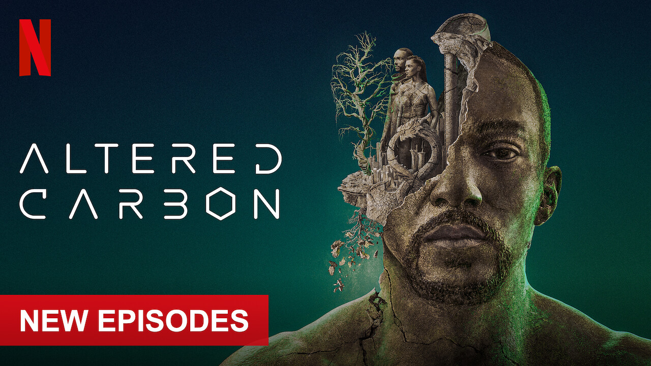 Altered Carbon on Netflix USA