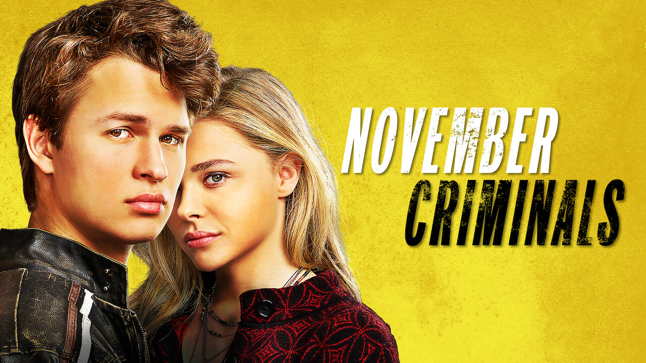 November Criminals on Netflix USA