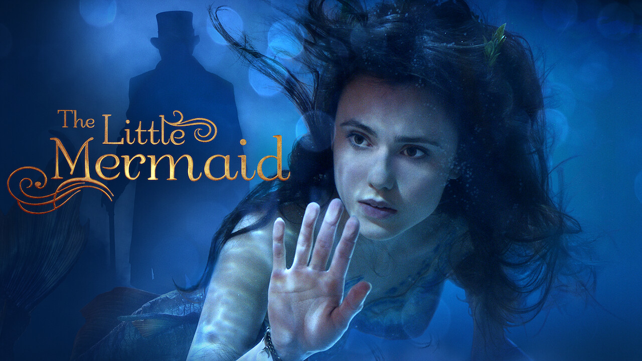 Little mermaid on netflix