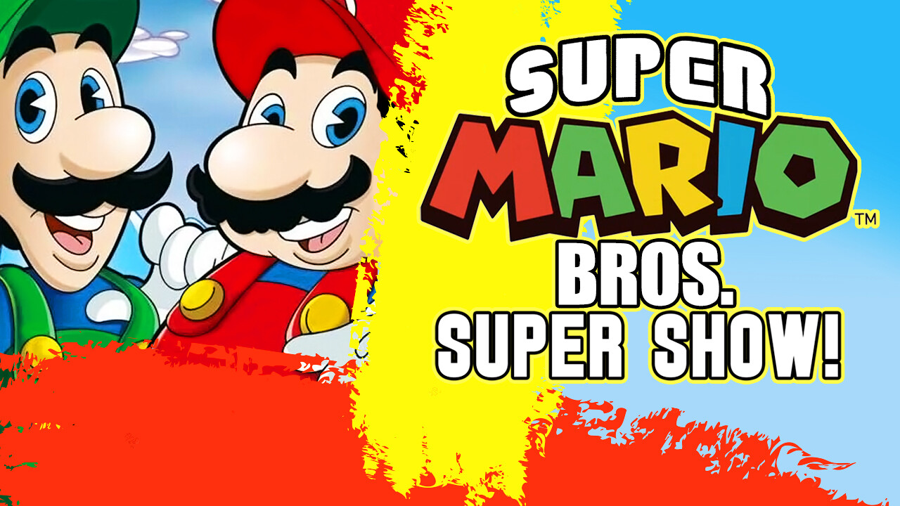 Is The Super Mario Bros Super Show Available To Watch On