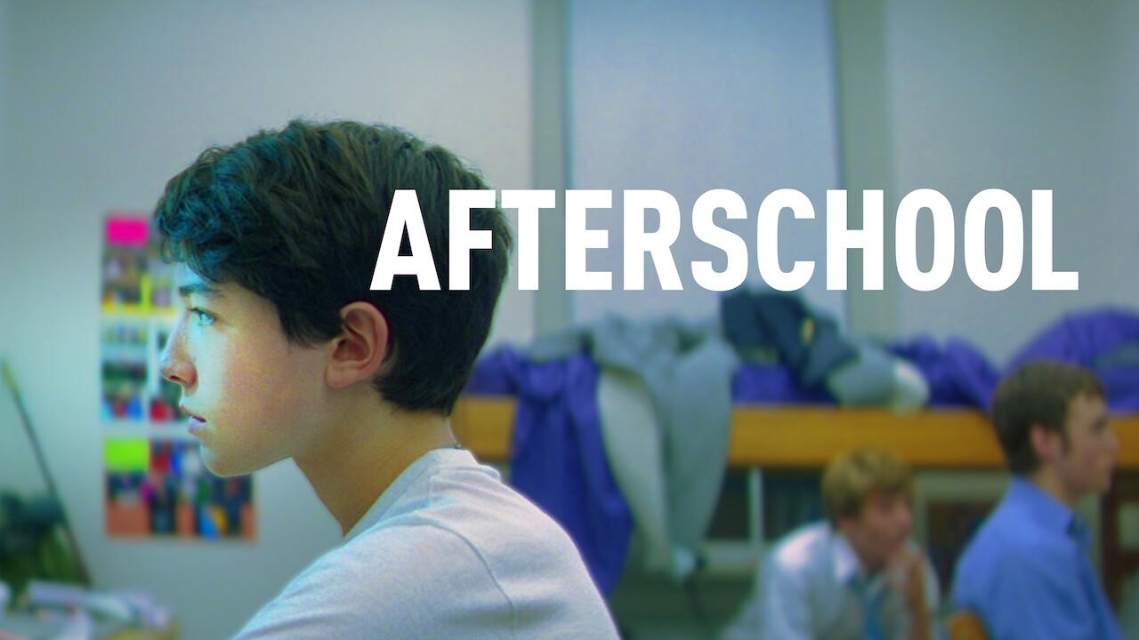 Afterschool on Netflix USA