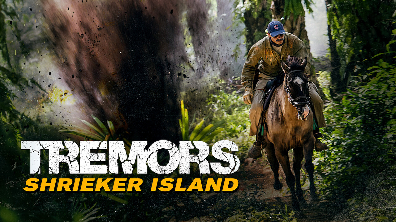 Tremors: Shrieker Island on Netflix USA