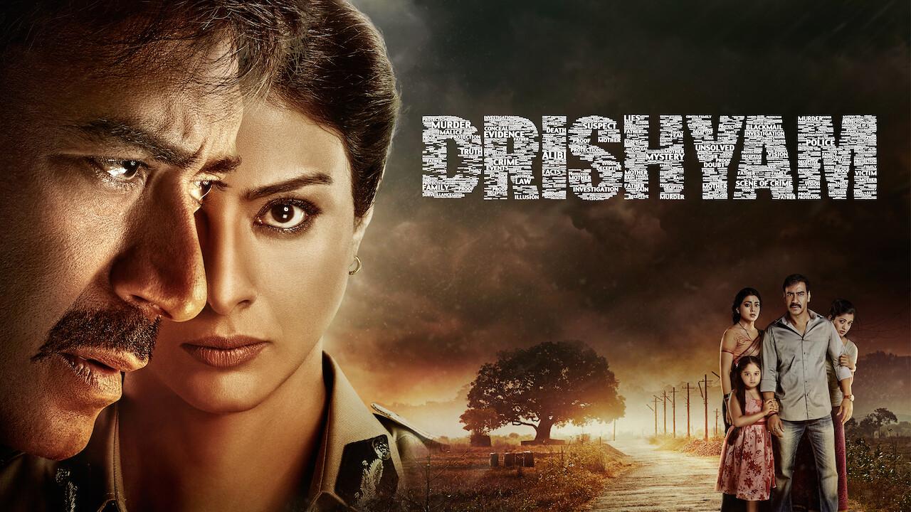 Drishyam on Netflix USA