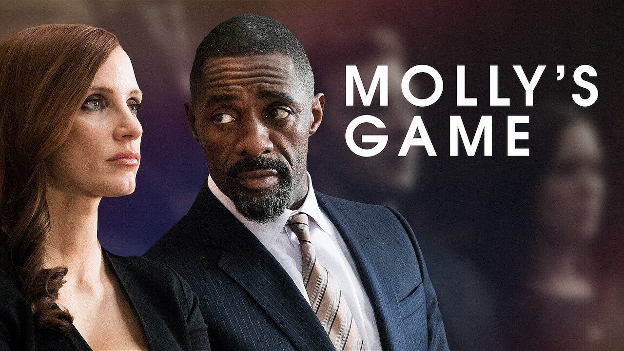Molly's Game on Netflix USA