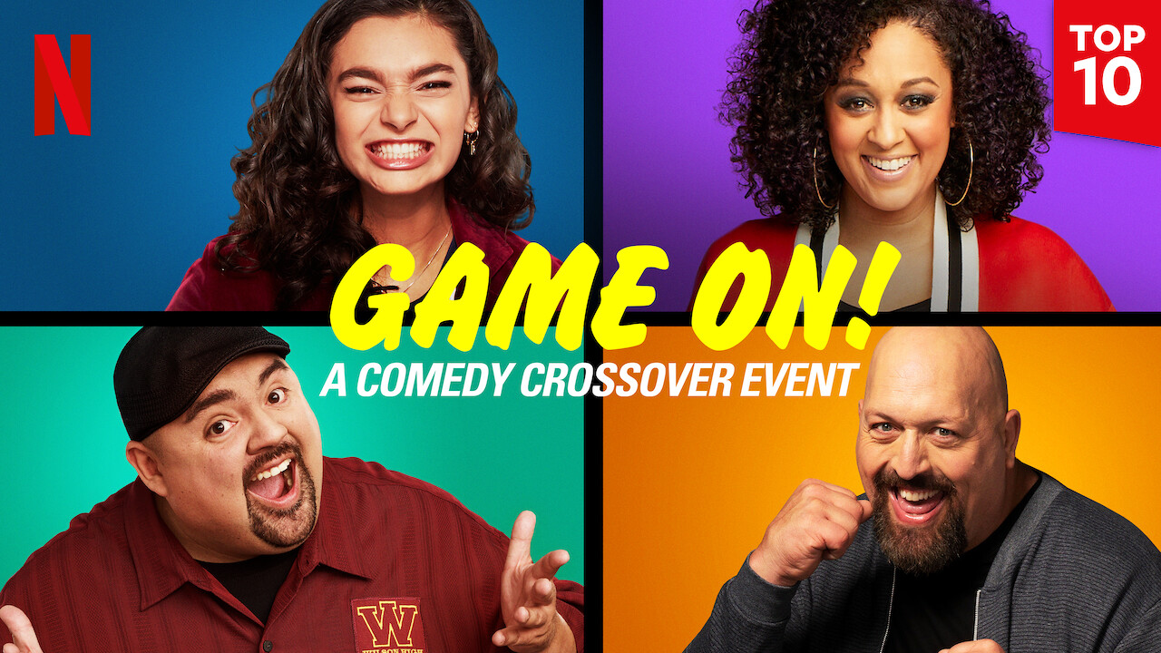 GAME ON: A Comedy Crossover Event on Netflix USA