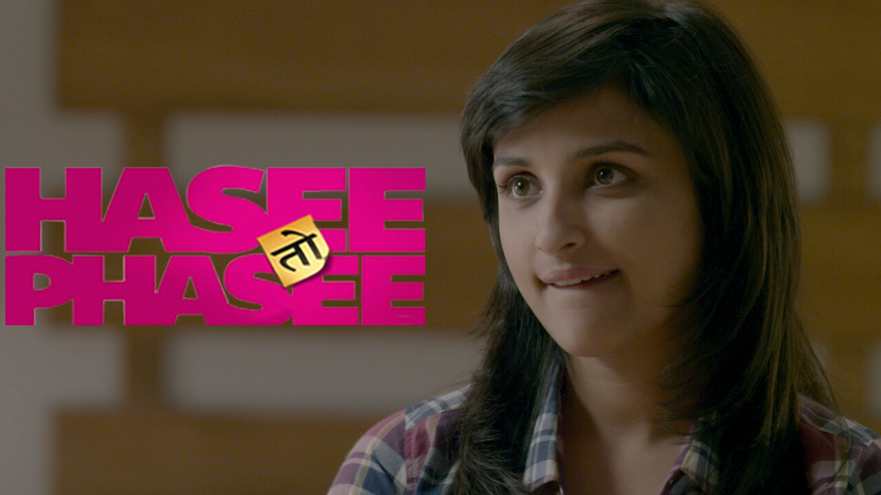 Hasee Toh Phasee on Netflix USA