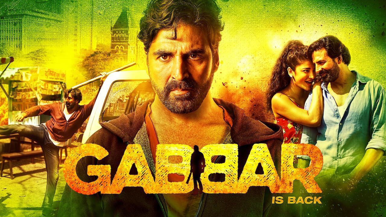 Gabbar Is Back on Netflix USA