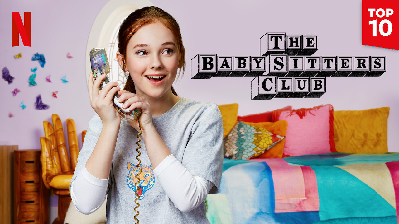 The Baby-Sitters Club on Netflix USA